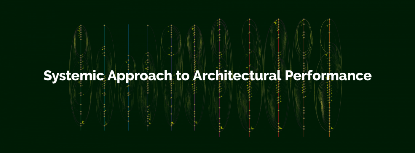 Systemic Approach to Architectural Performance
